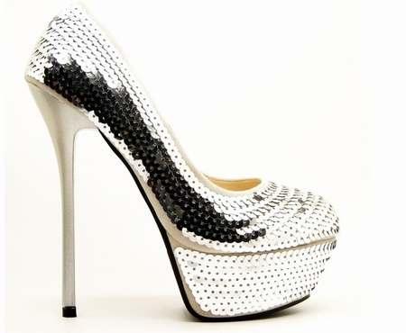 super populaire f8f21 533fb Chaussure Tres Talon Haut Pas escarpins Femme Mi Haut talon ...