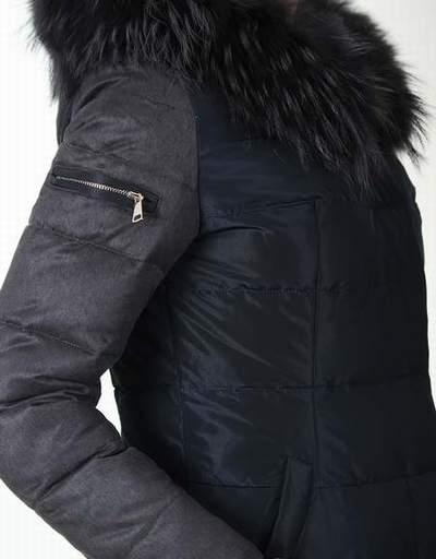 fc2a7174a8ad doudoune femme duvet capuche fourrure,veste doudoune homme fourrure,doudoune  avec fourrure pour femme pas cher