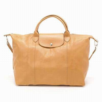 Marron Raye sac Longchamp Longchamps sac Velours Sac Unique wXSqEyBq